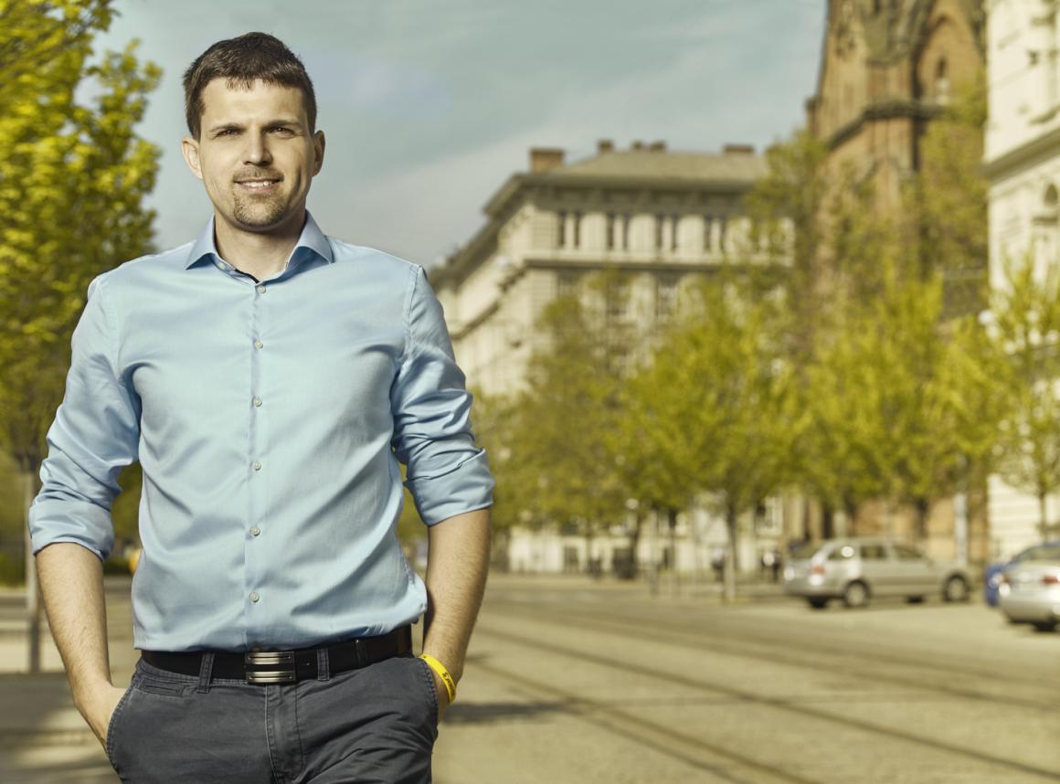 Malé zázraky v Brně: viceprimátor Petr Hladík