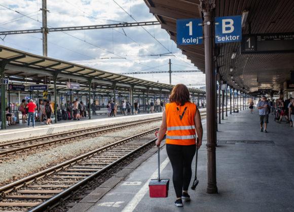 Bude v brněnských ulicích a na hlavním nádraží více čisto?