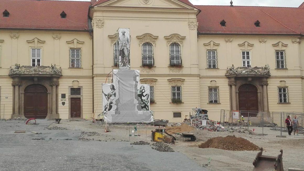 Stanovisko historičky Mileny Flodrové k umístění sochy Josefa II. na Dominikánském náměstí