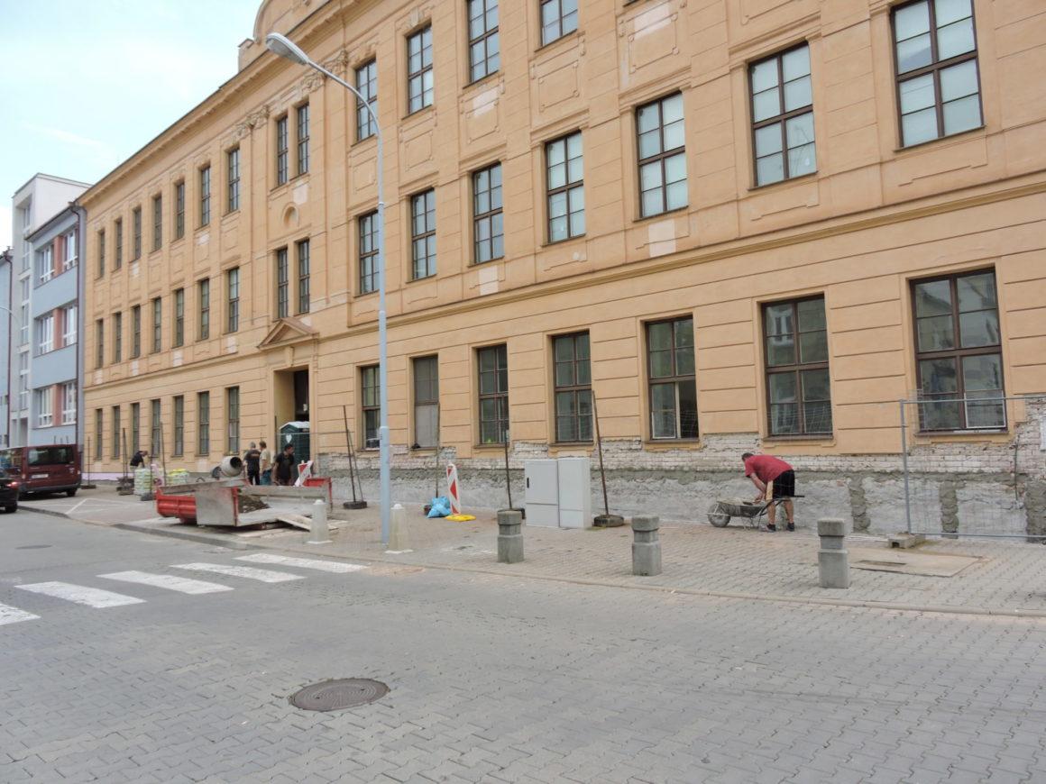 Opravy brněnských škol jsou v plném proudu