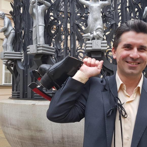 Rozhovor s Jaroslavem Suchým o podpoře brněnského sportu
