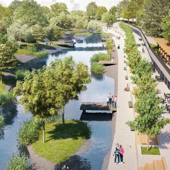 Město oživuje břehy brněnských řek a připravuje protipovodňová opatření