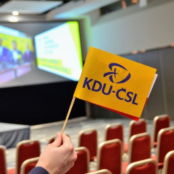 KDU-ČSL slaví 100 let. Do Brna zavítá tisíce lidovců