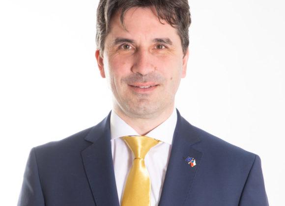 Čtvrtý kandidát lidovců Jaroslav Suchý chce do EU přinést více Moravy