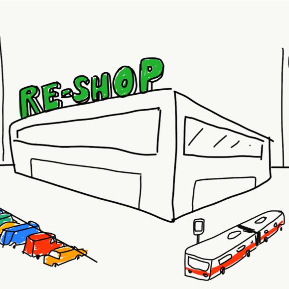 V Brně může vzniknout první Re-shop v Česku