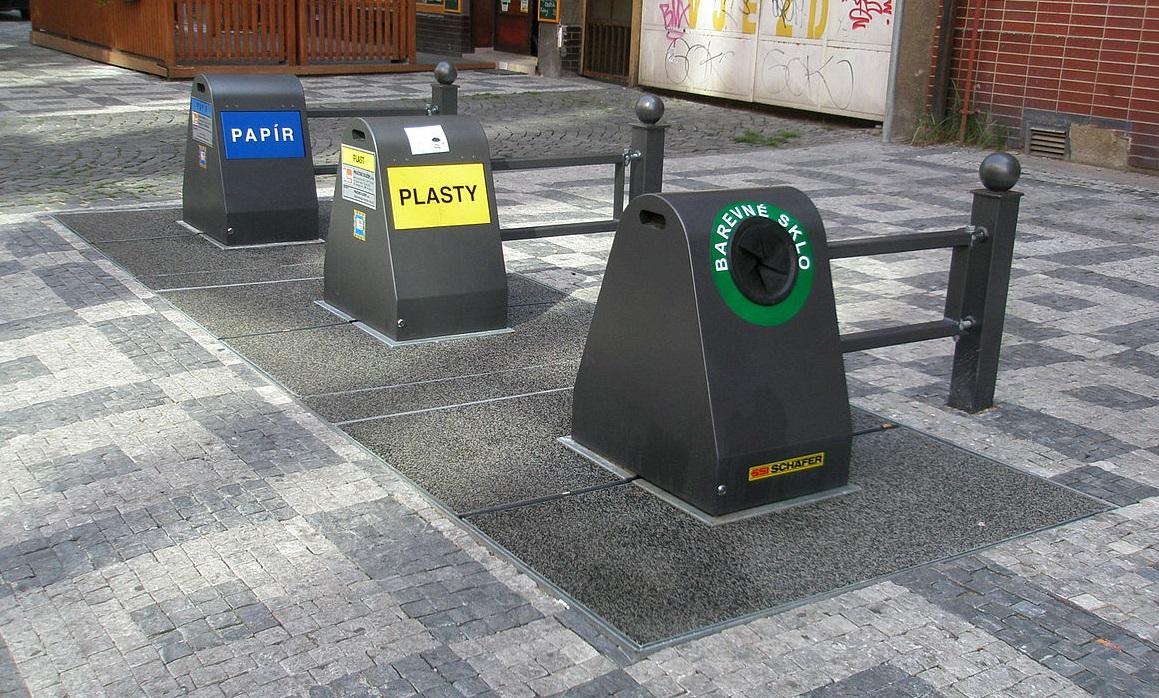 Brno chce více podzemních kontejnerových stanovišť