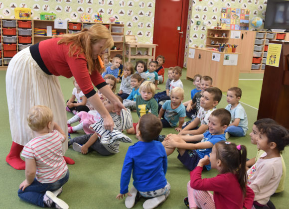VŽebětíně vznikne nová mateřská škola pro 50 dětí