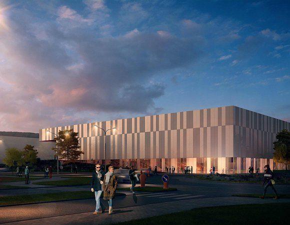 Příprava výstavby atletické haly Campus zdařile pokračuje