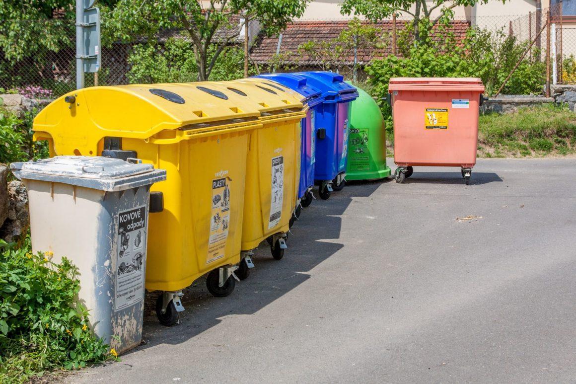 Nové i opravené. Sběrná místa komunálního odpadu se rozšíří a zkvalitní