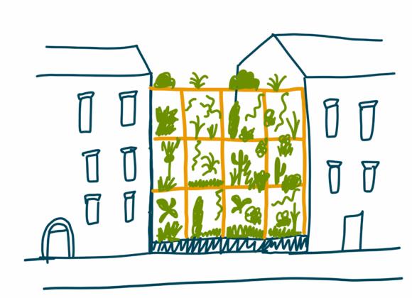 VBrně mohou vzniknout vertikální parky, které by ochlazovaly okolní prostředí
