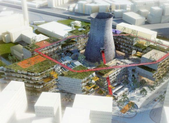 Brno jde příkladem. V opuštěném továrním areálu vybuduje moderní městskou čtvrť.