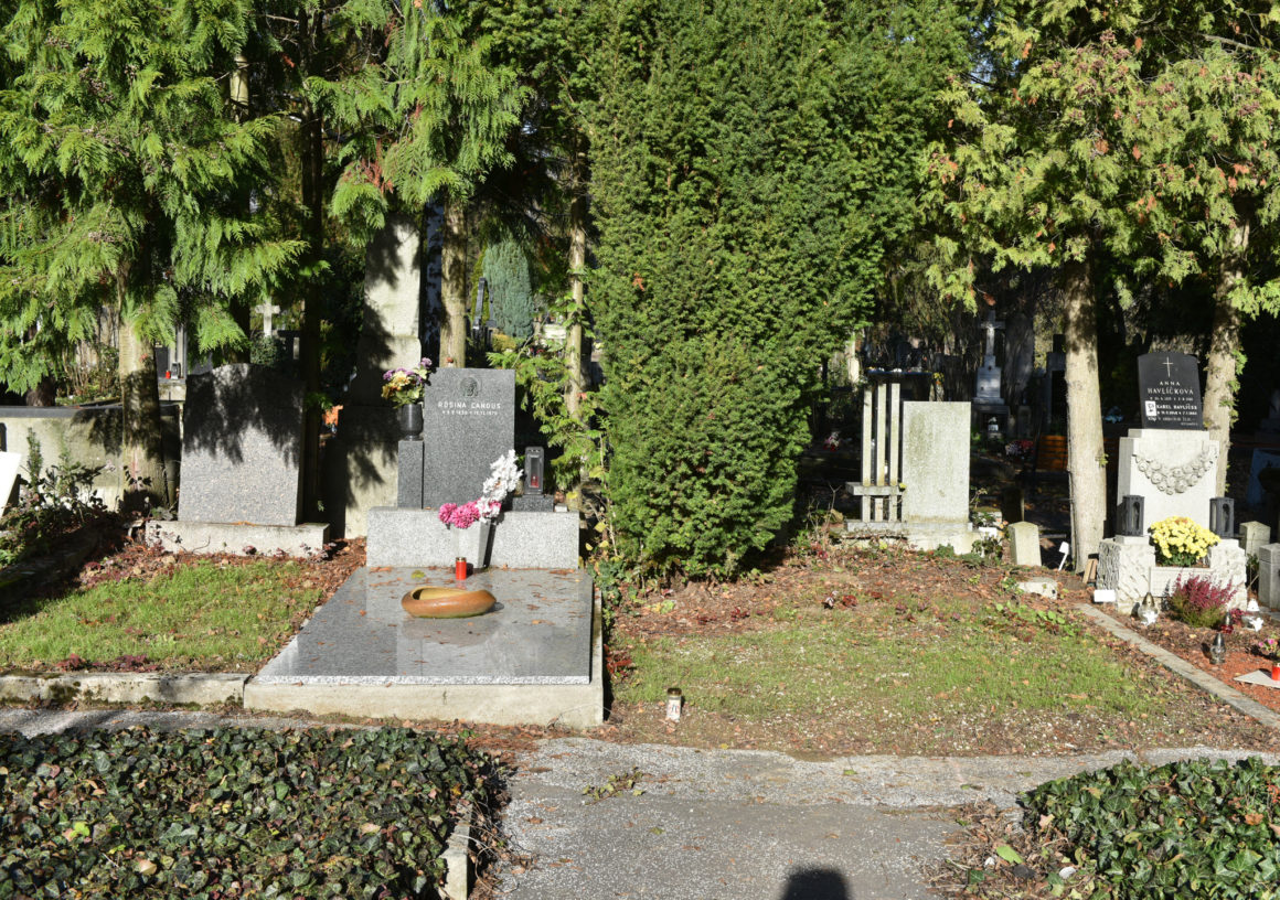 Zaměstnanci městské společnosti STAREZ-SPORT pomůžou na brněnských hřbitovech