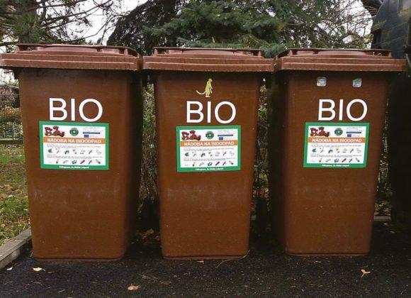 Brňanům jsme rozdali tři tisíce kompostérů. Chceme lépe nakládat s biodpadem, zavádíme hnědé popelnice a směřujeme k výrobě bioplynu