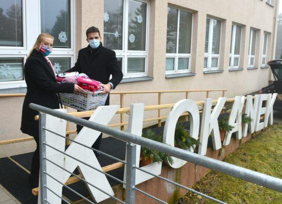 Sbírka dětských pyžamek pro hospitalizované děti v Dětské nemocnici FN Brno