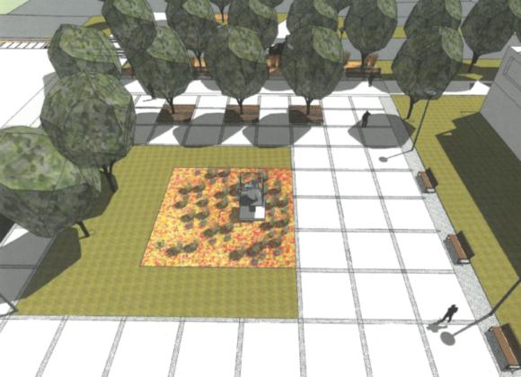 Makovského náměstí projde revitalizací za 1,6 mil. Kč