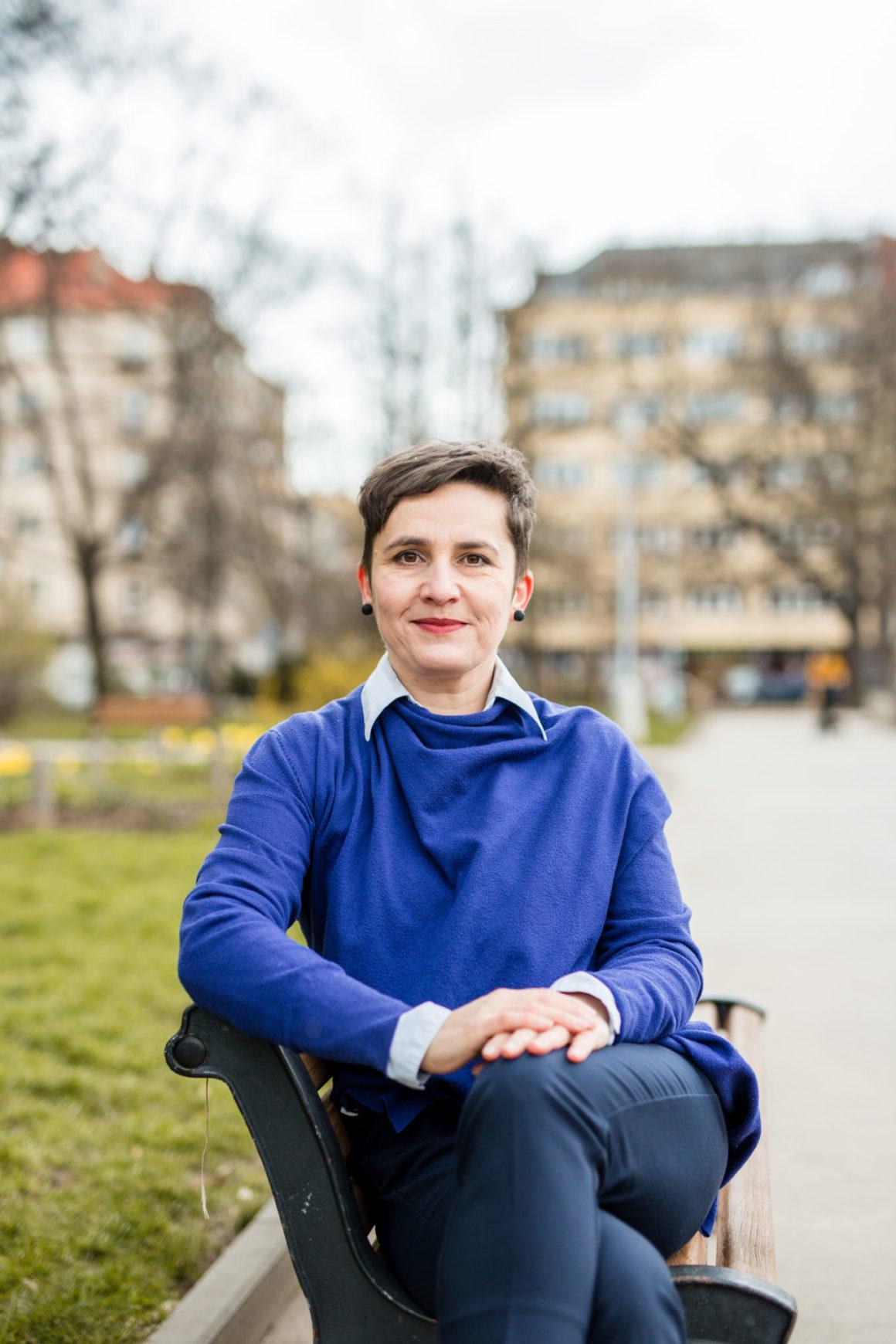 Rozhovor s radní z Brna-střed, Marií Jílkovou