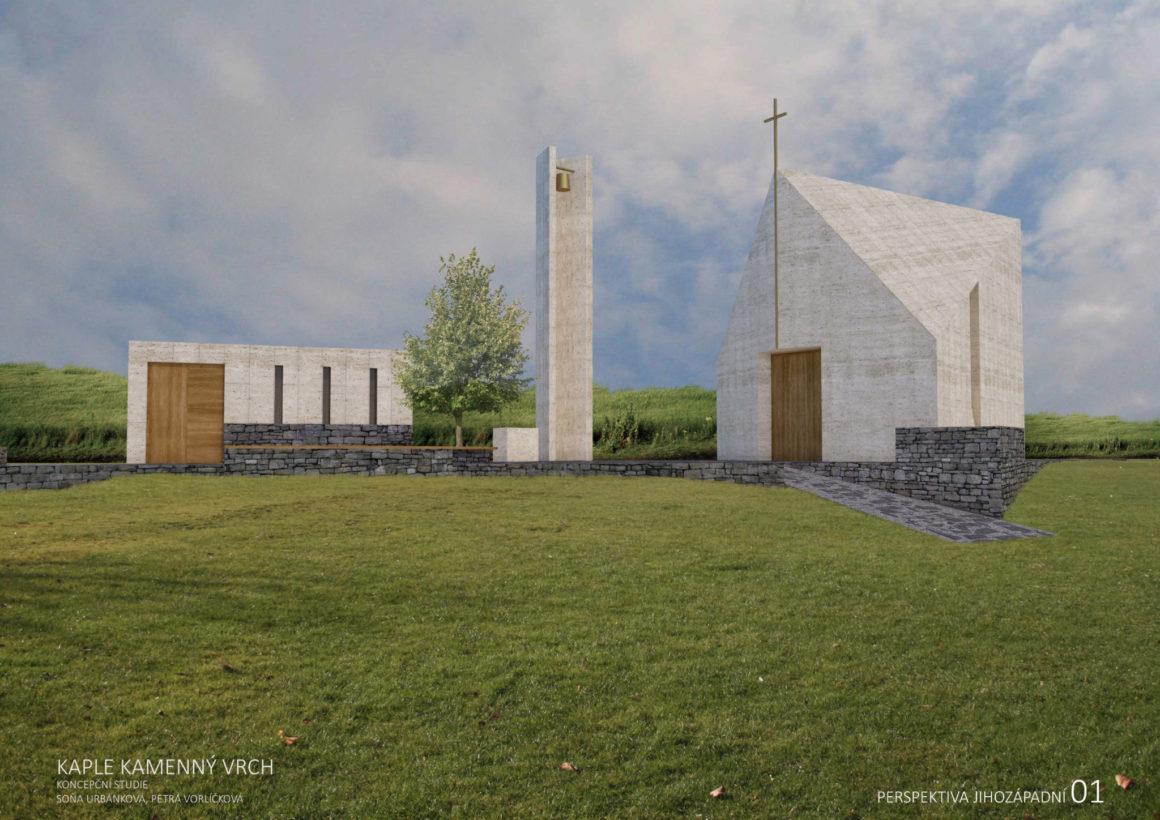 V Novém Lískovci plánujeme postavit kapli