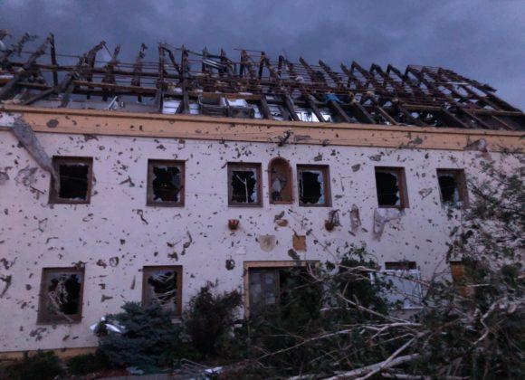 Brno nabídlo přechodné bydlení lidem zasaženým tornádem