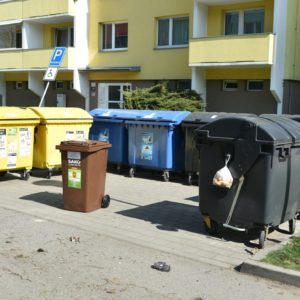 Brno výrazně posílí frekvenci svozu tříděného odpadu. Navýší i počet míst, která se budou vyvážet denně