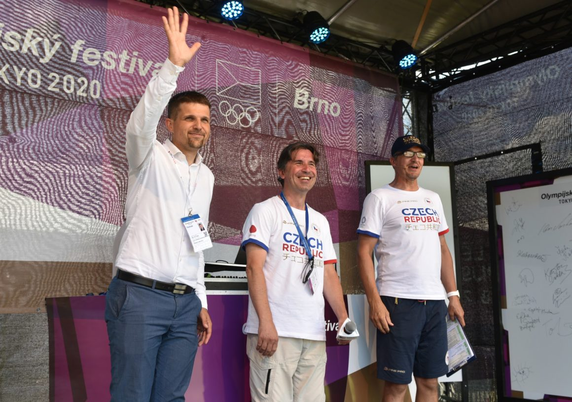 Brno má úspěšné olympioniky, chce pro ně i odpovídající sportovní zázemí